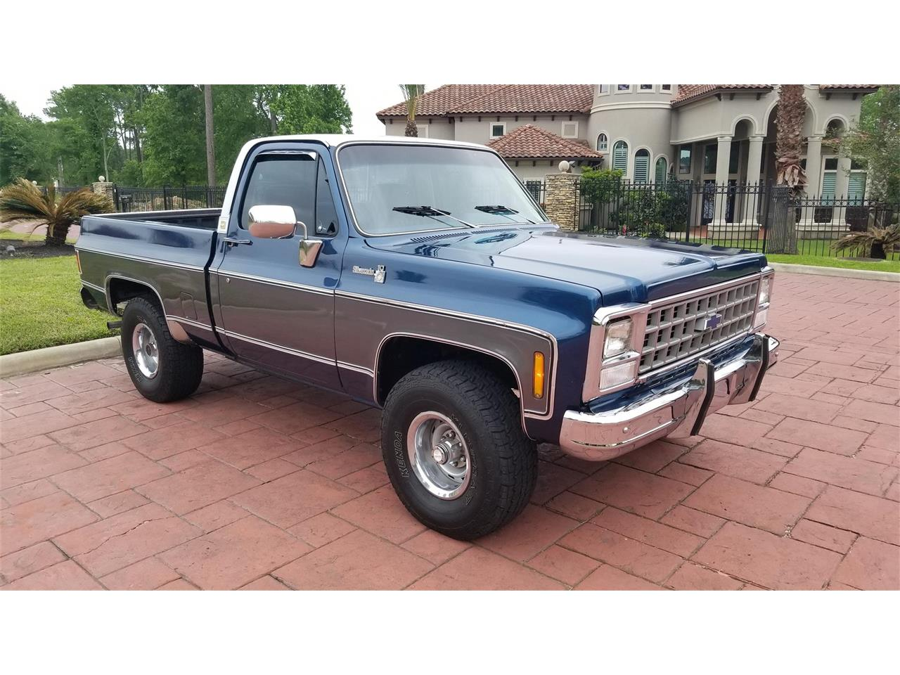 1980 Chevrolet K 10 For Sale In Conroe Tx Classiccarsbay Com
