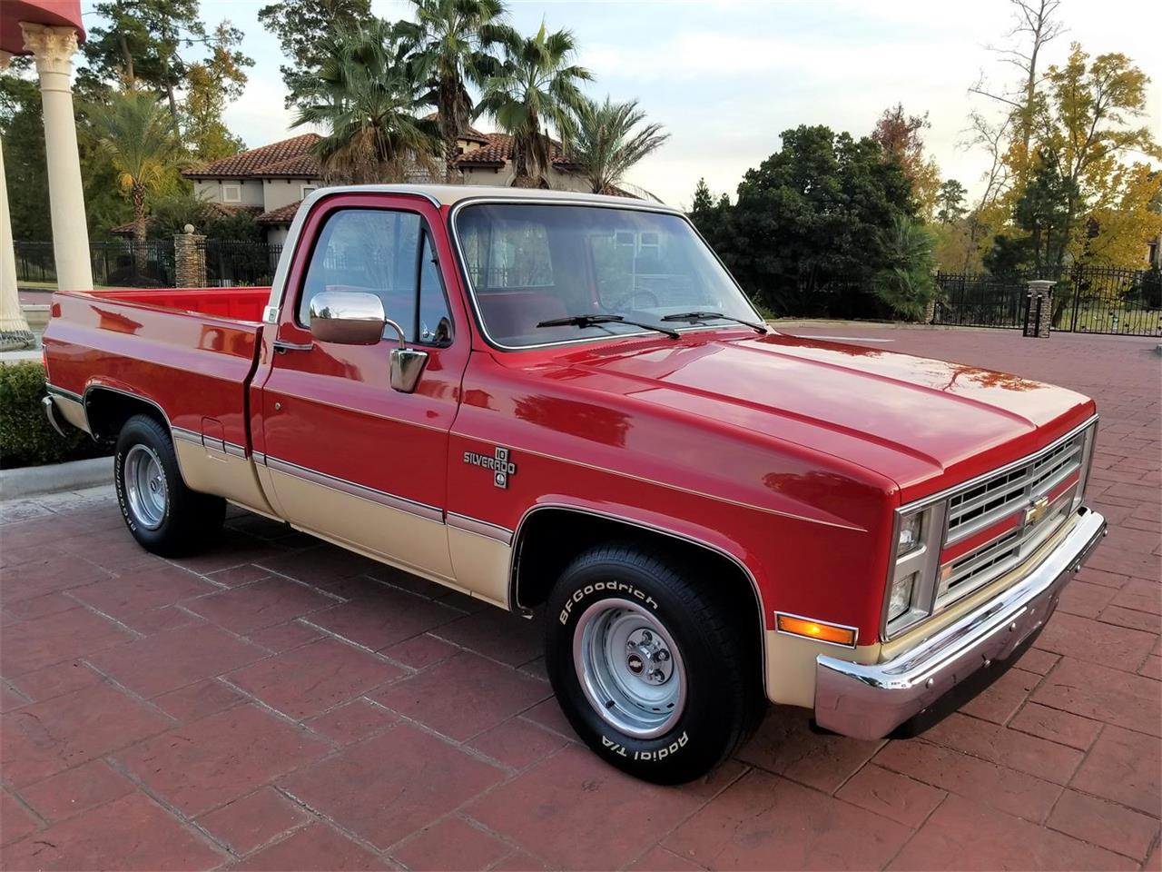 1985 Chevrolet C10 For Sale In Conroe Tx Classiccarsbay Com