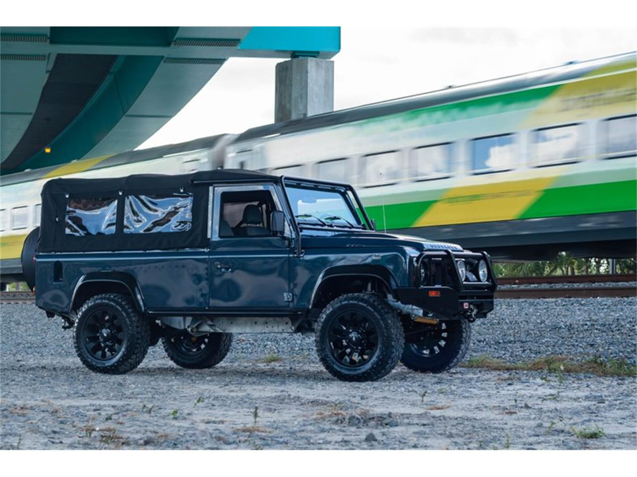 1997 Land Rover Defender for sale in Delray Beach, FL – photo 16