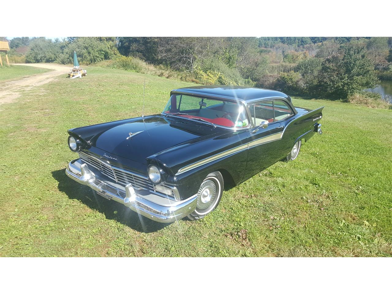 1957 Ford Fairlane 500 for sale in North Woodstock, CT – photo 3
