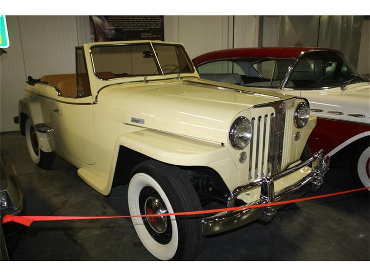 1949 Willys-Overland Jeepster for sale in Branson, MO – photo 14
