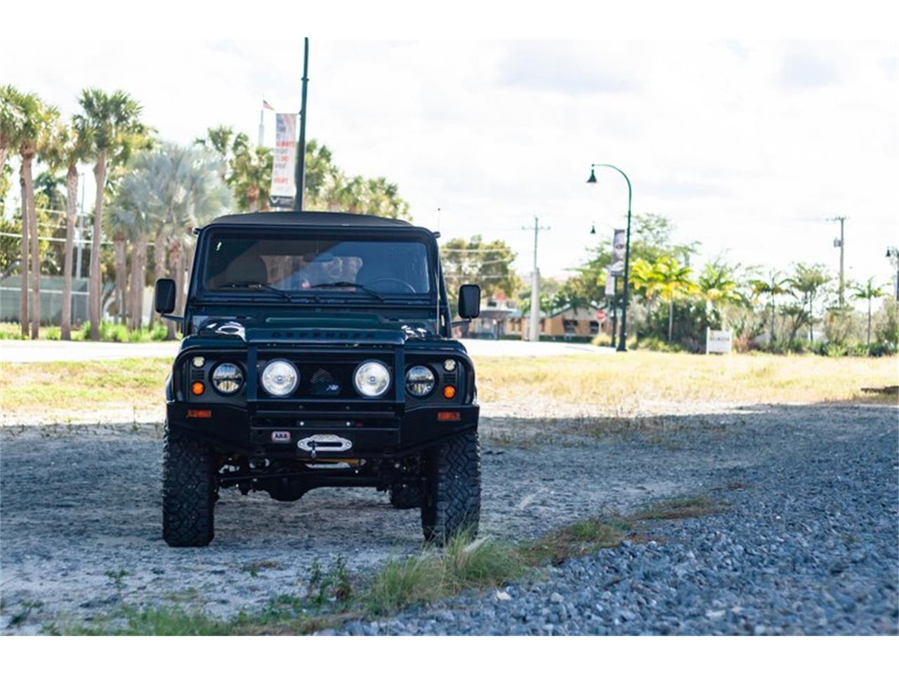 1997 Land Rover Defender for sale in Delray Beach, FL – photo 4