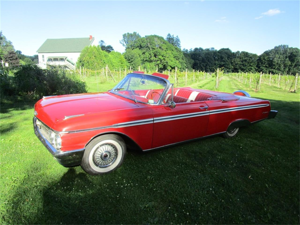 1962 Ford Galaxie 500 Sunliner for sale in Middletown, CT – photo 2