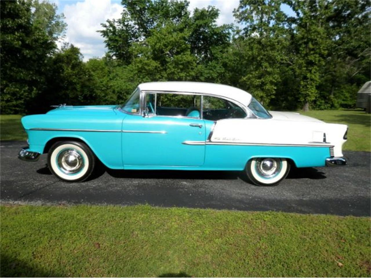 1955 Chevrolet Bel Air for sale in Cadillac, MI – photo 8