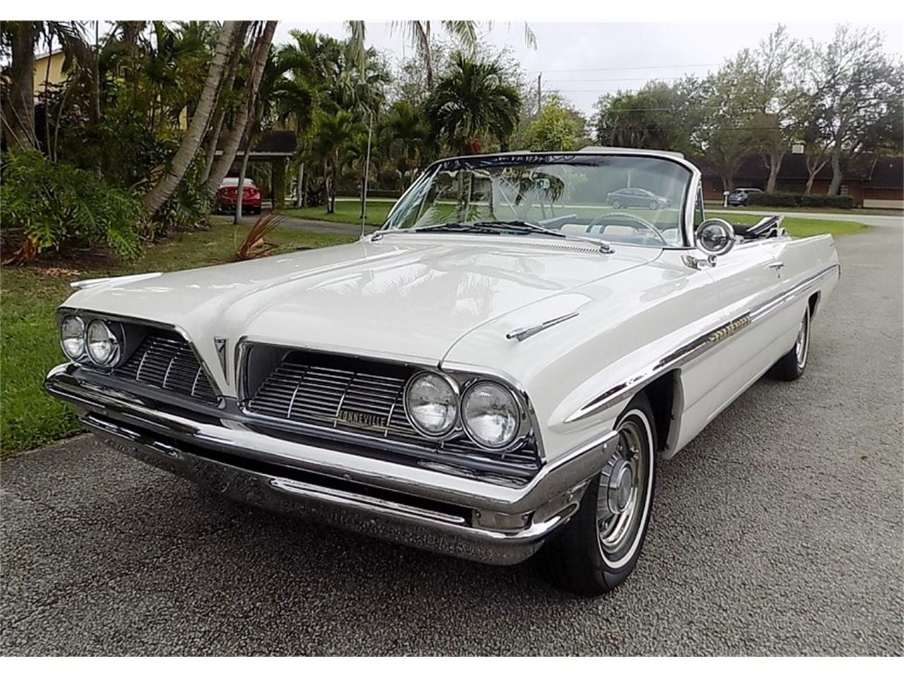 1961 Pontiac Bonneville for sale in Pompano Beach, FL