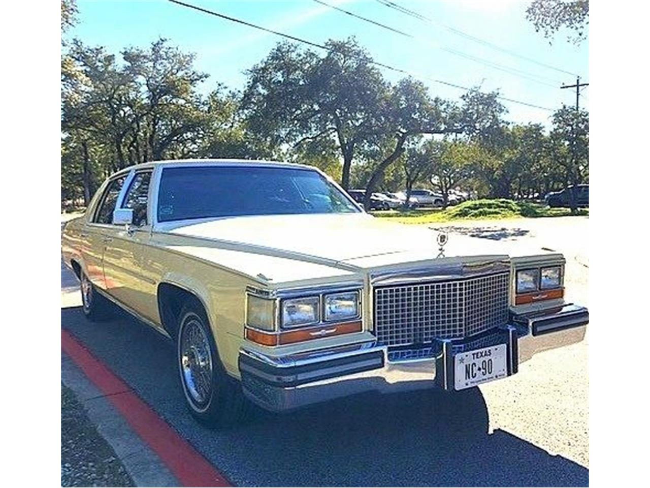 1987 Cadillac Fleetwood Brougham for sale in Stratford, NJ – photo 10