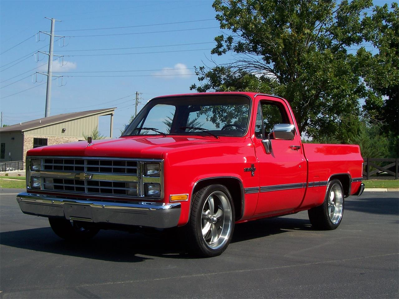 1985 Chevrolet C/K 10 for sale in Alpharetta, GA – photo 3