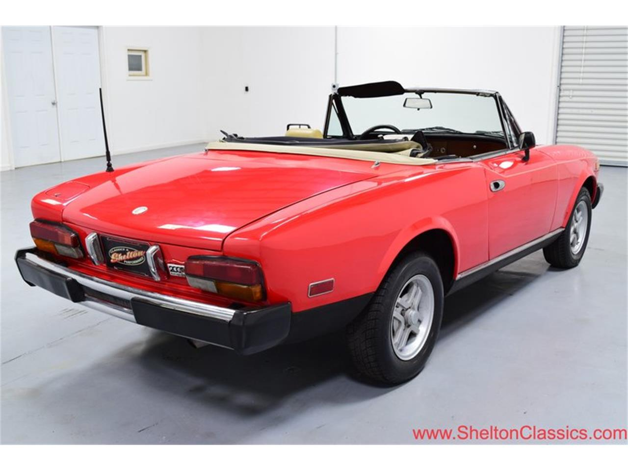 1980 Fiat Spider for sale in Mooresville, NC – photo 3