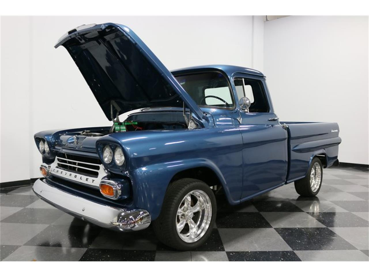 1958 Chevrolet Apache for sale in Ft Worth, TX – photo 39