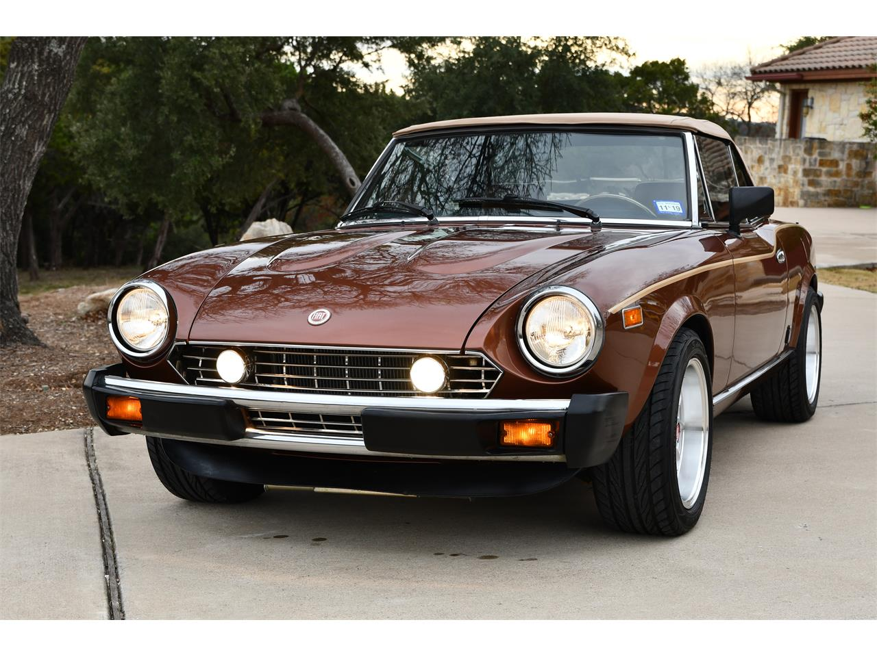 1982 Fiat Spider for sale in Spicewood, TX – photo 3