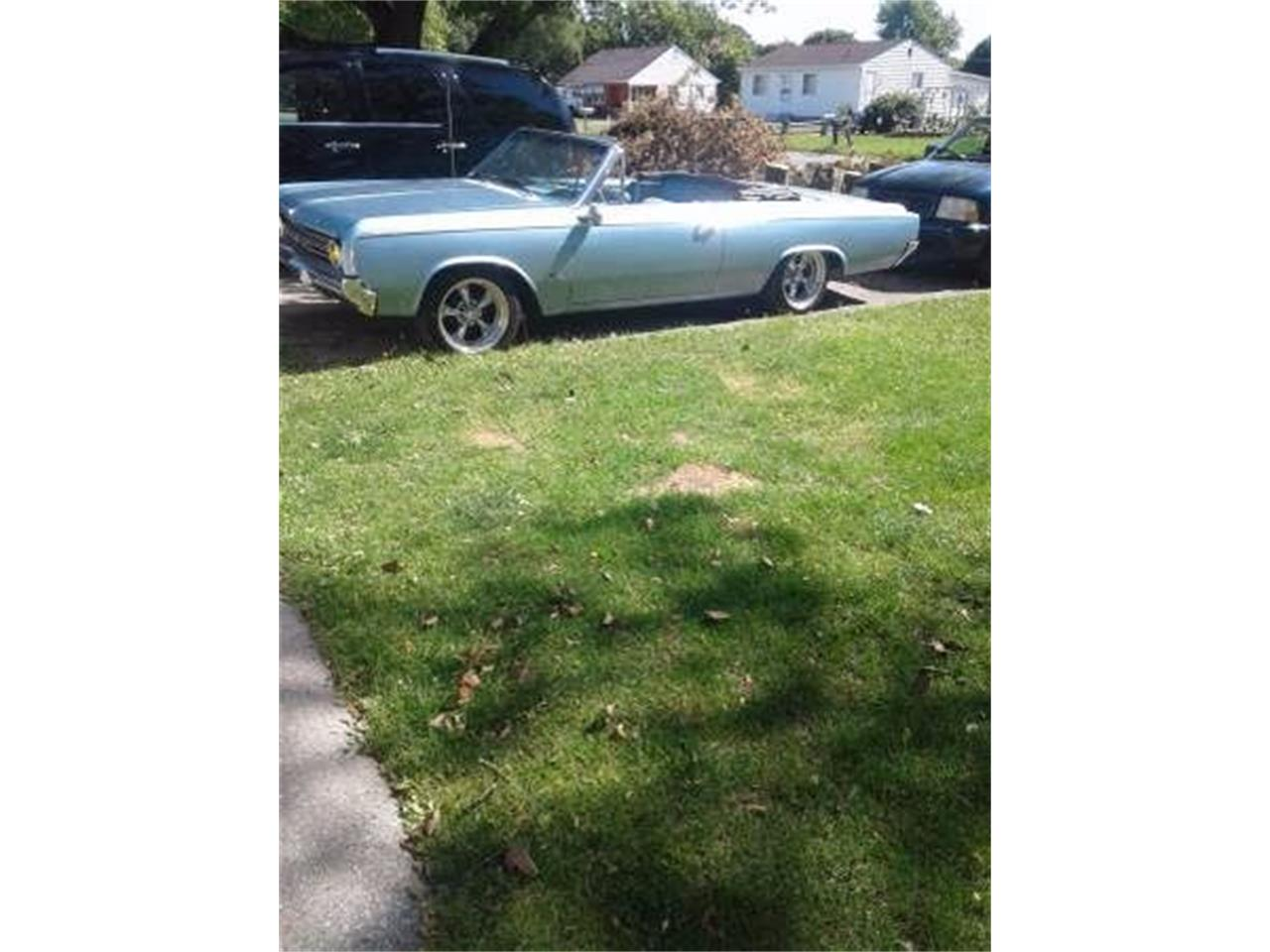 1964 Oldsmobile Cutlass for sale in Cadillac, MI