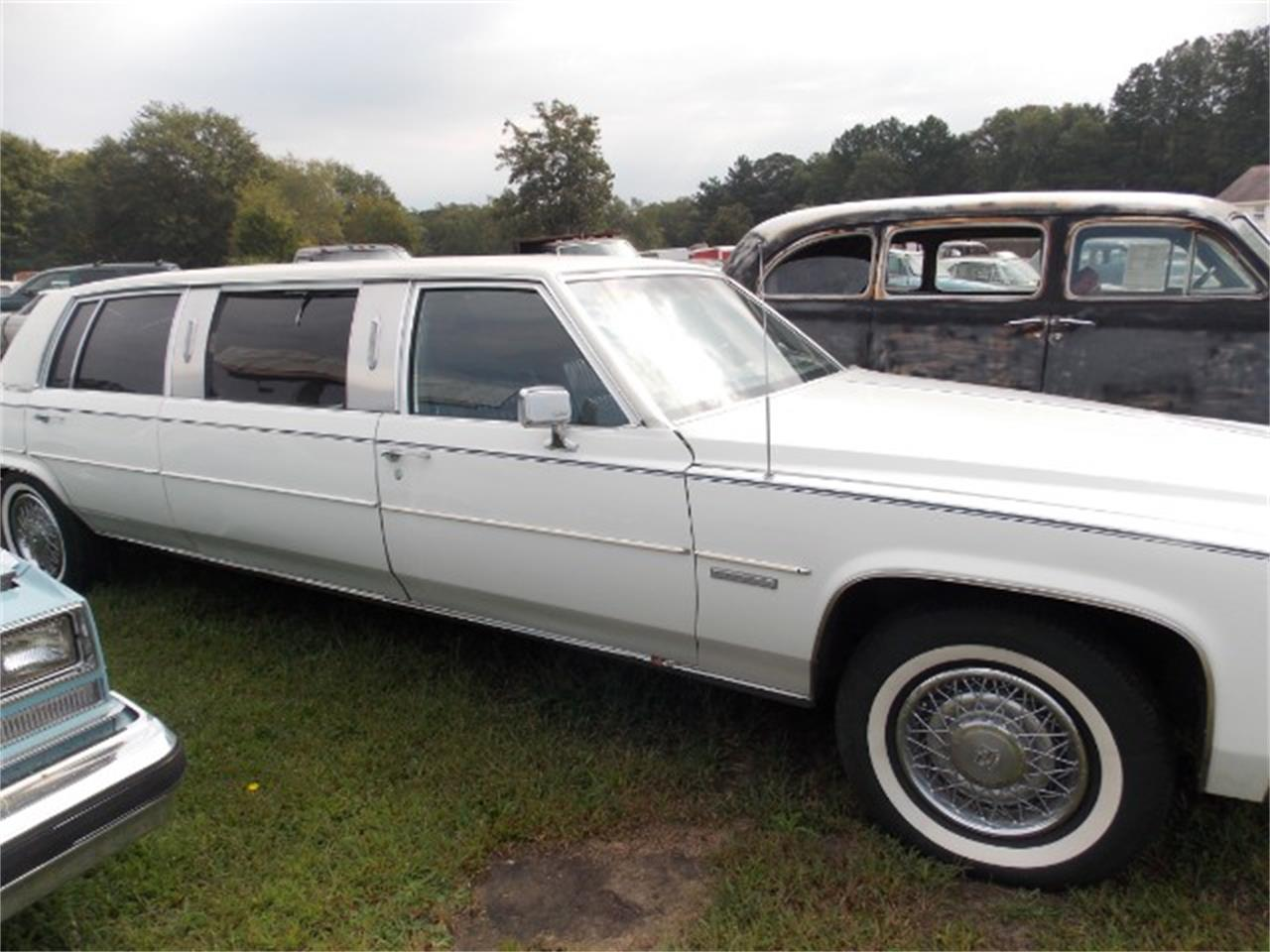 1983 Cadillac Limousine for sale in Gray Court, SC – photo 22