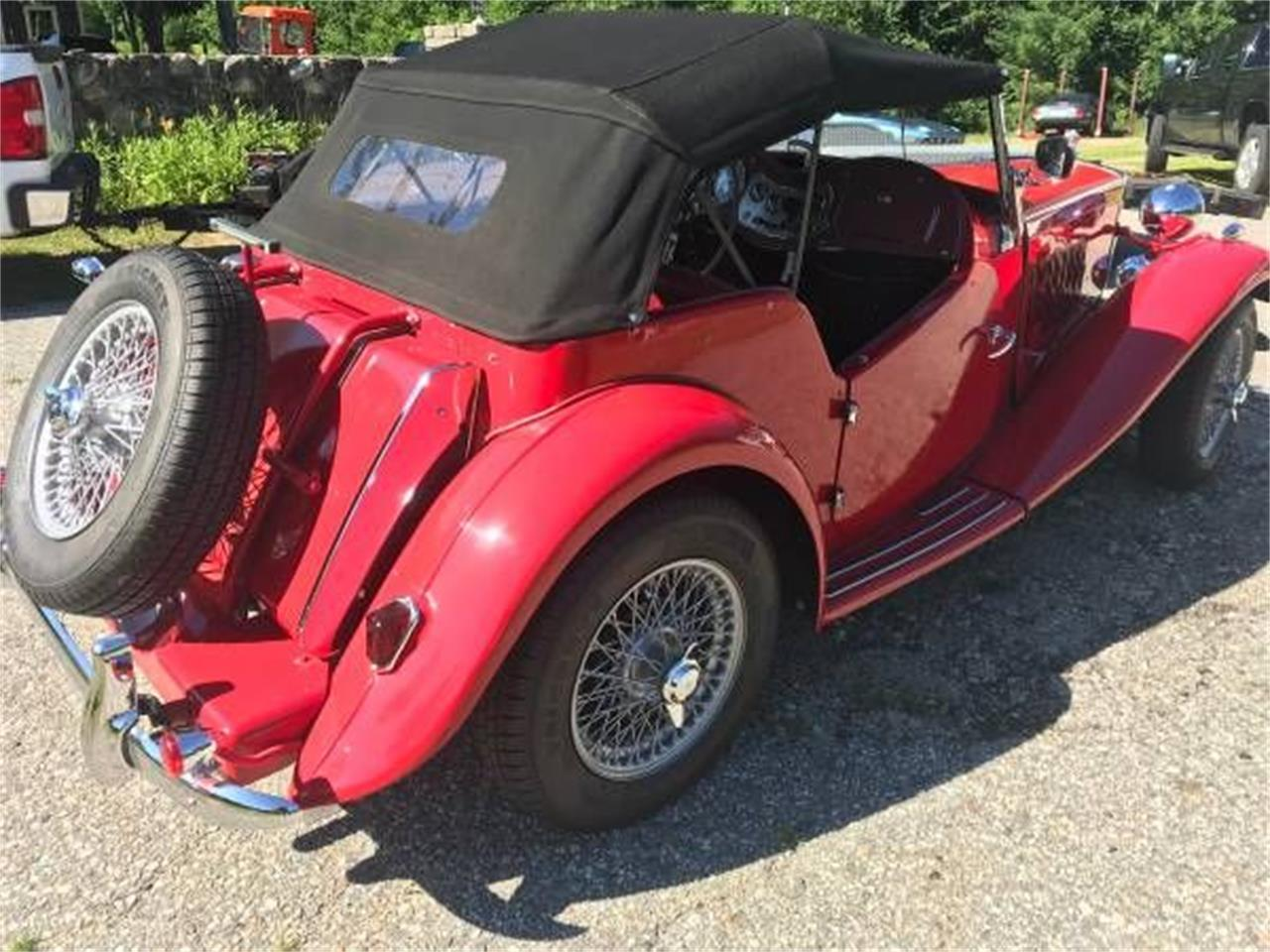 1953 MG TD for sale in Cadillac, MI – photo 3
