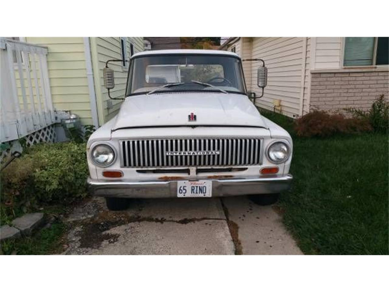 1965 International Pickup for sale in Cadillac, MI