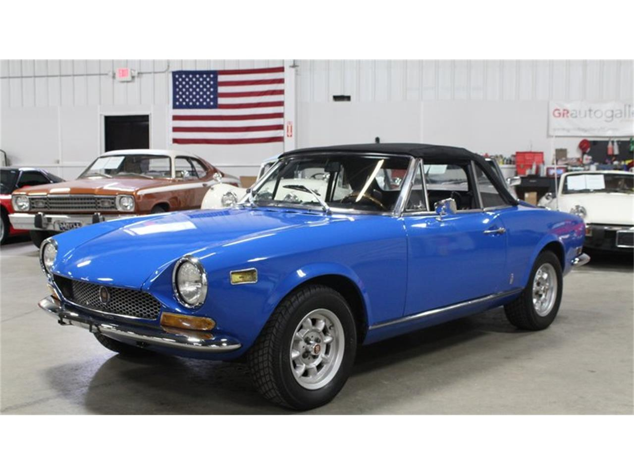 1972 Fiat Spider for sale in Kentwood, MI – photo 91