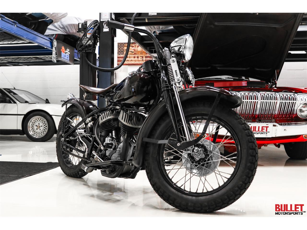 1946 Harley-Davidson Motorcycle for sale in Fort Lauderdale, FL – photo 14