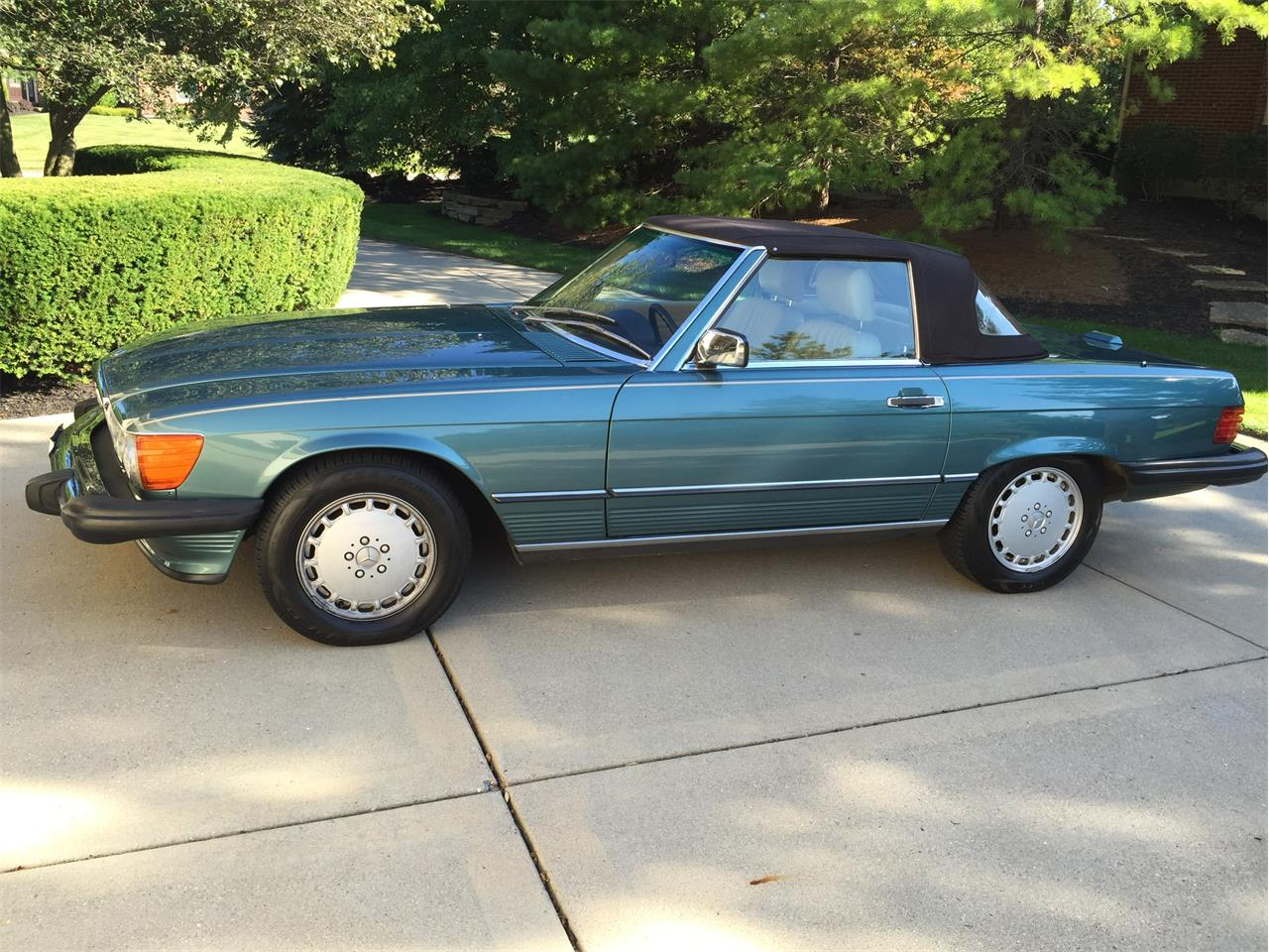 1989 Mercedes-Benz 560SL for sale in Mason, OH – photo 4