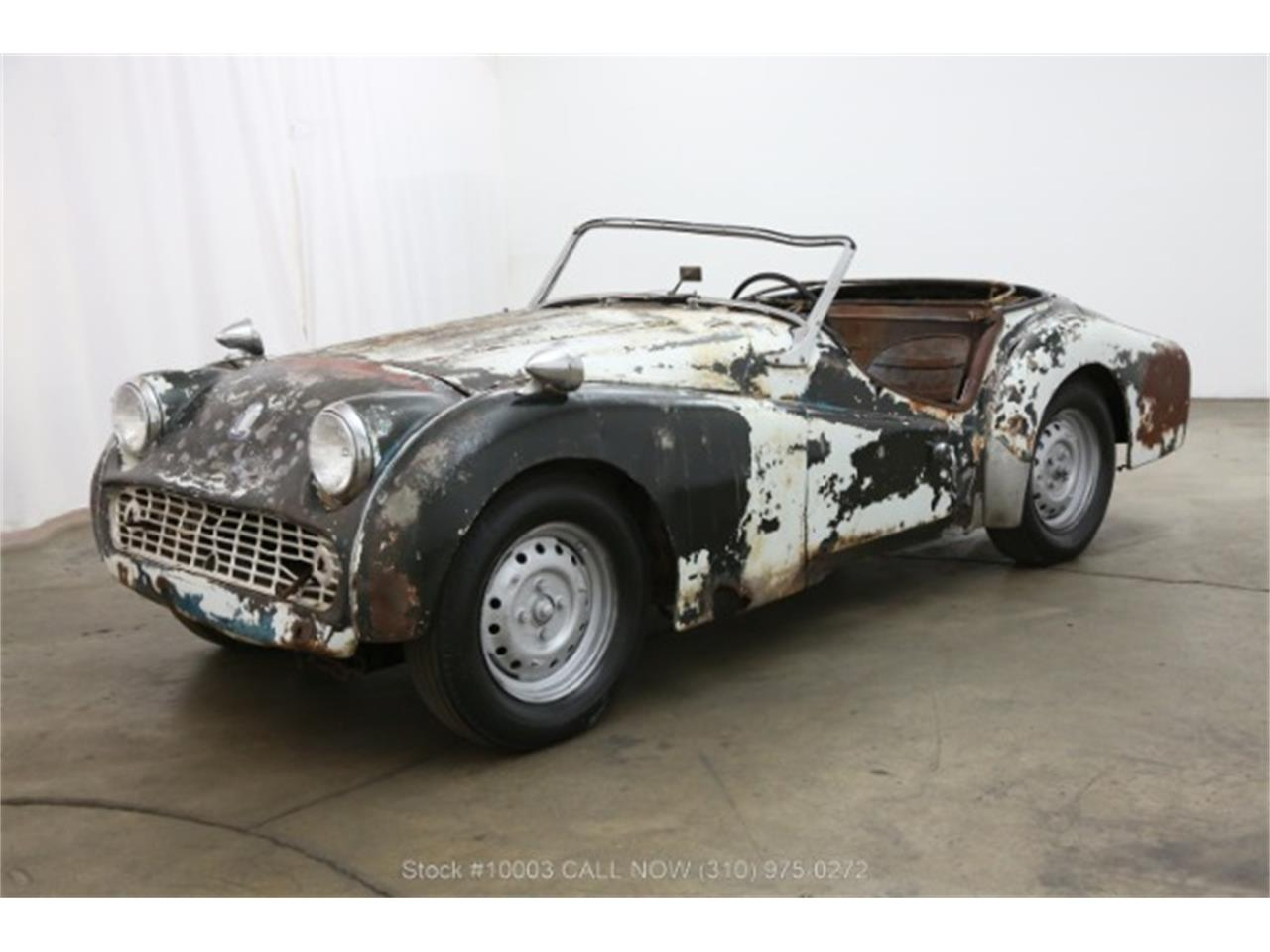 1960 Triumph TR3A for sale in Beverly Hills, CA – photo 8