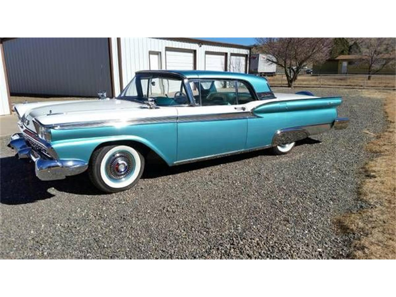 1959 Ford Galaxie for sale in Cadillac, MI – photo 2
