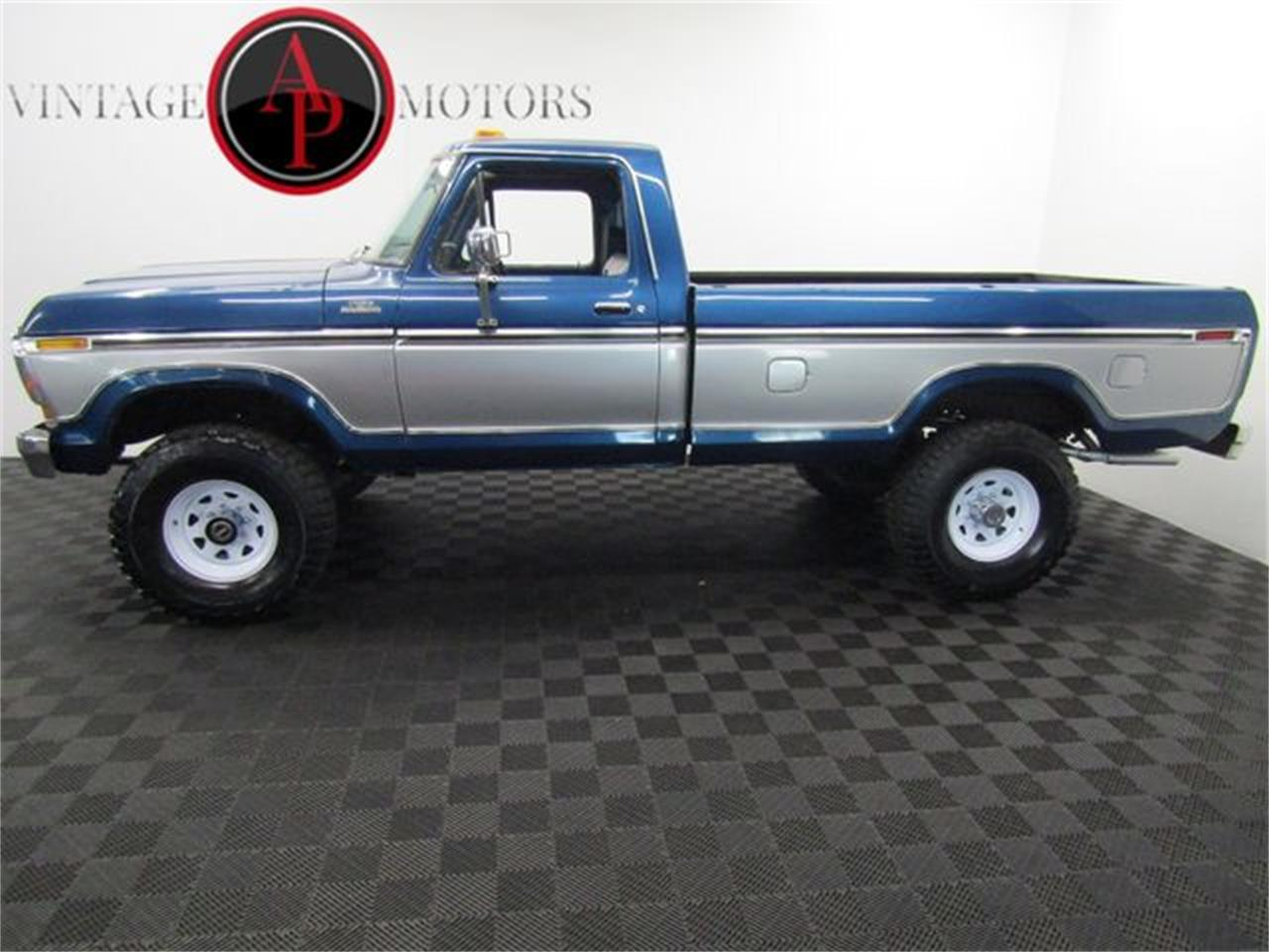 1979 Ford F250 for sale in Statesville, NC