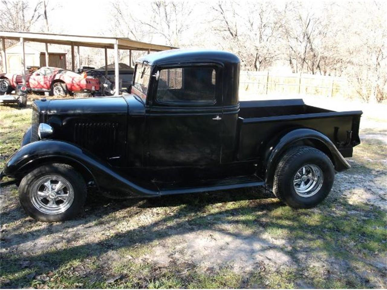 1934 International Pickup for sale in Cadillac, MI – photo 4