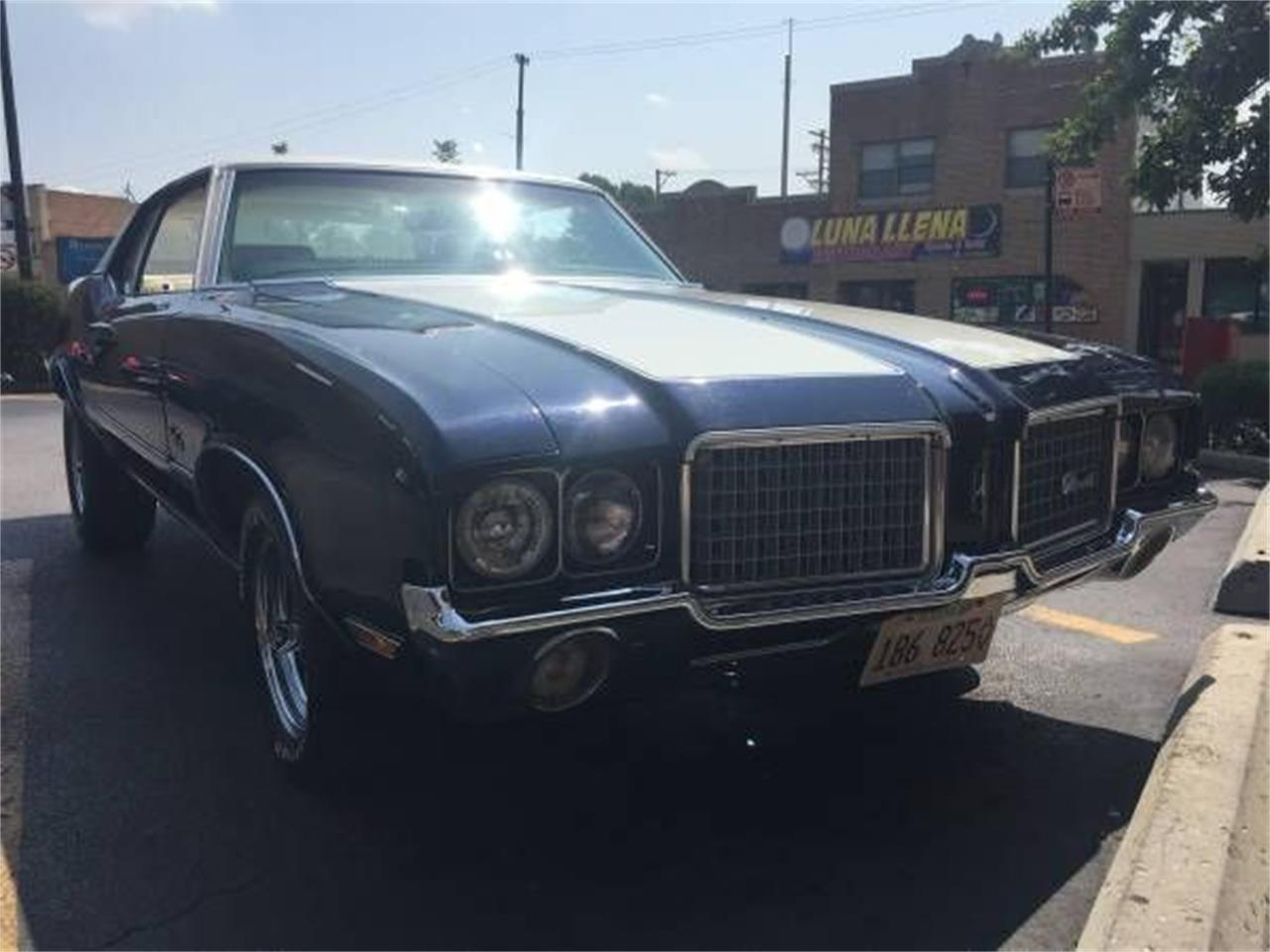 1972 Oldsmobile Cutlass for sale in Cadillac, MI – photo 14