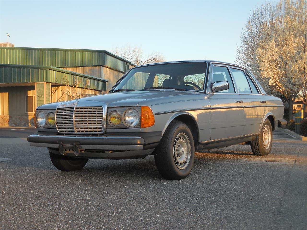 1982 Mercedes-Benz 300D for sale in Anderson, CA – photo 5