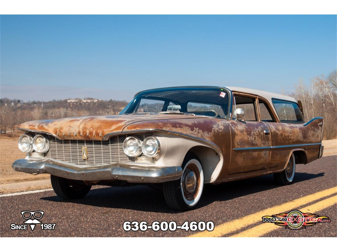 1960 Plymouth Station Wagon for sale in St. Louis, MO – photo 3