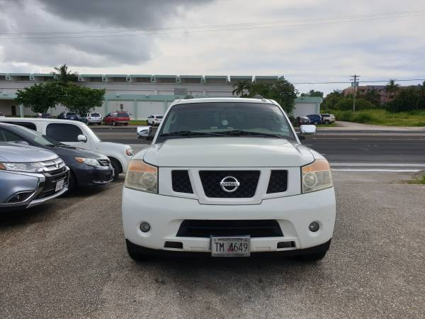 NISSAN ARMADA 4WD for sale in Other, Other