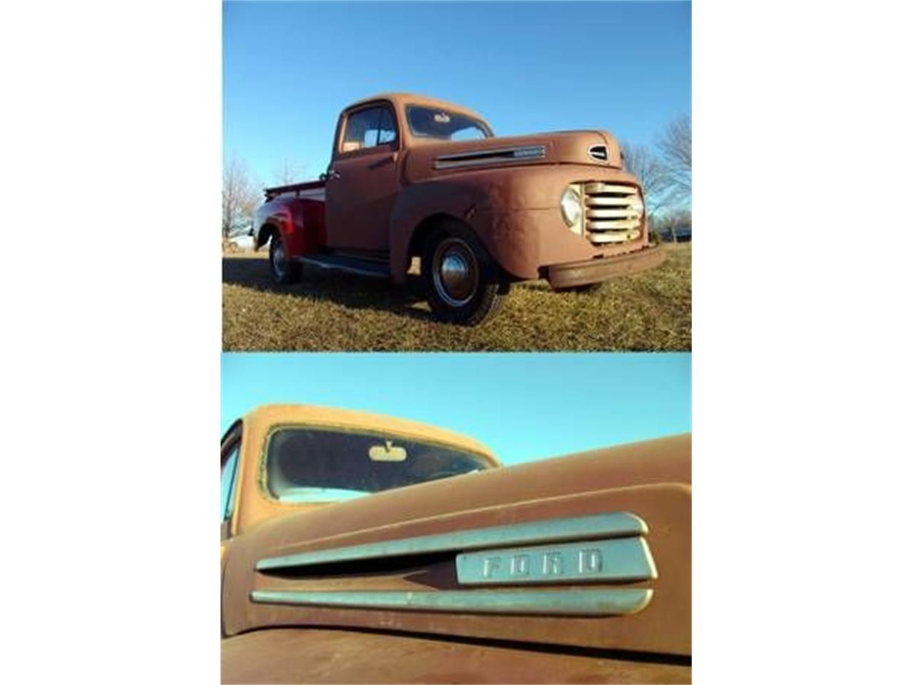 1949 Ford F1 for sale in Cadillac, MI – photo 22