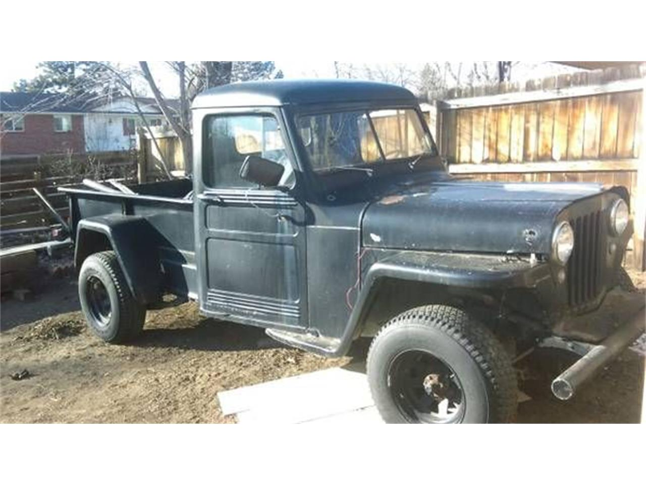 Willys Jeep For Sale >> 1952 Willys Jeep For Sale In Cadillac Mi Classiccarsbay Com
