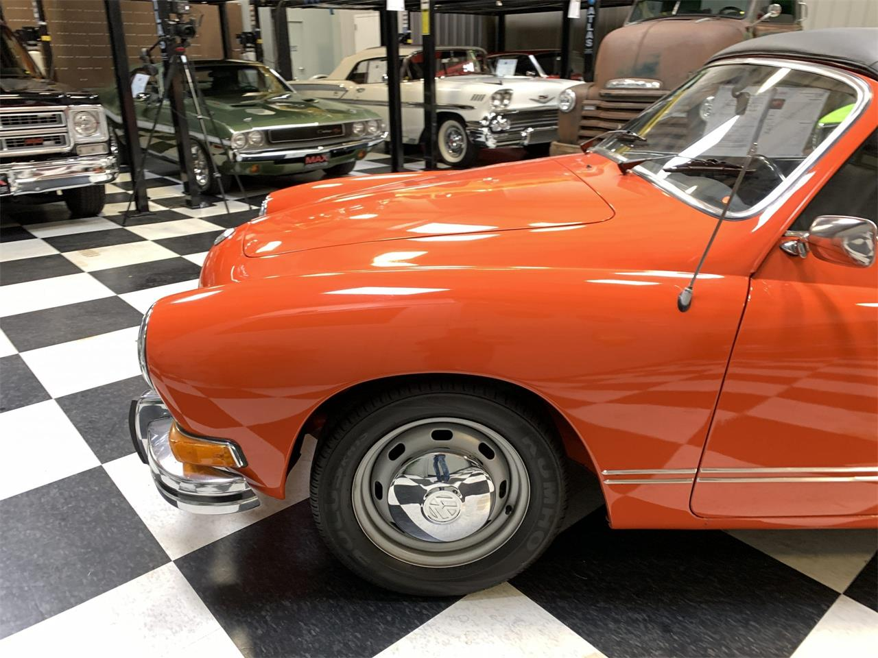 1974 Volkswagen Karmann Ghia for sale in Pittsburgh, PA – photo 8