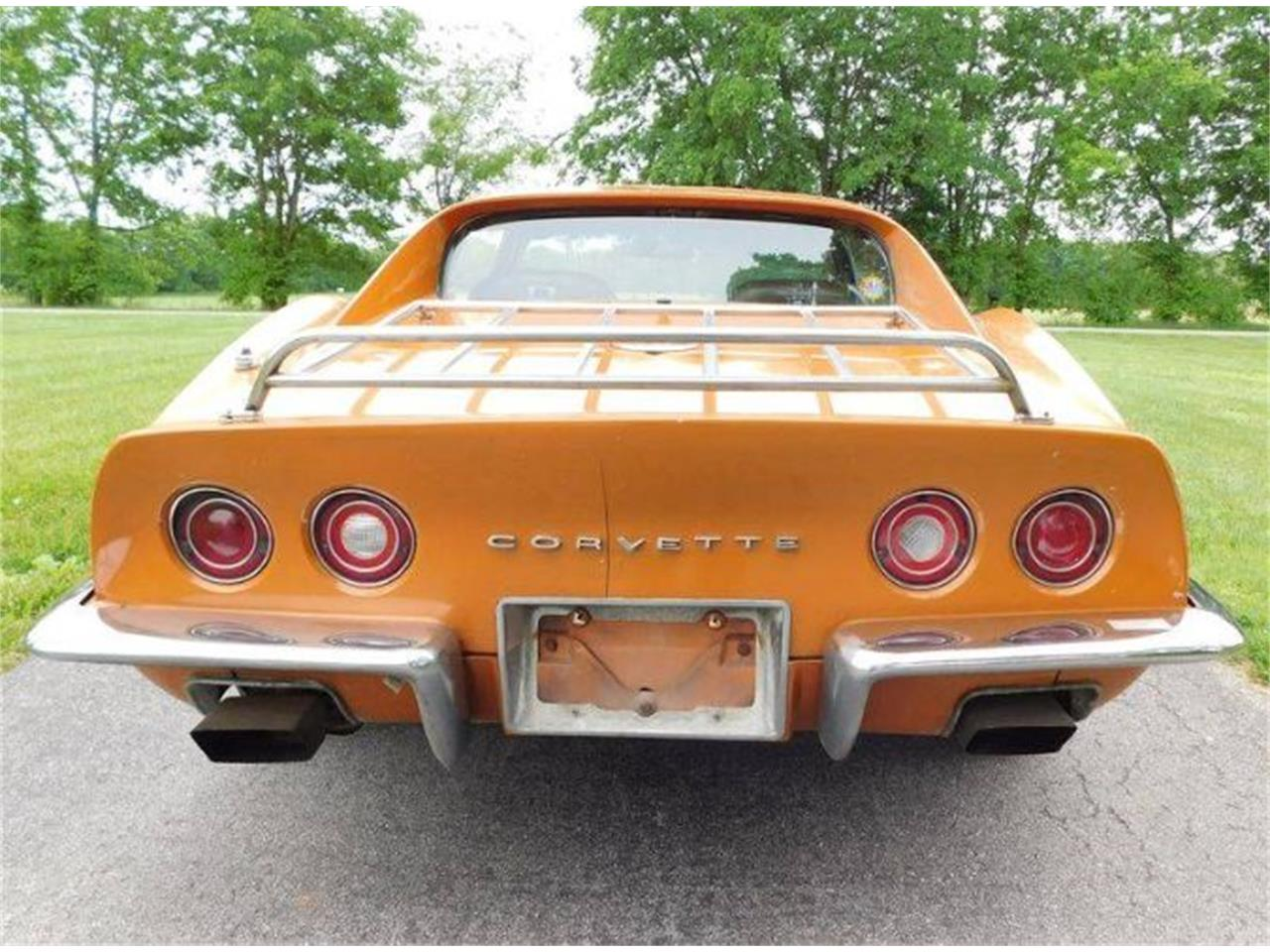 1971 Chevrolet Corvette for sale in Cadillac, MI – photo 17