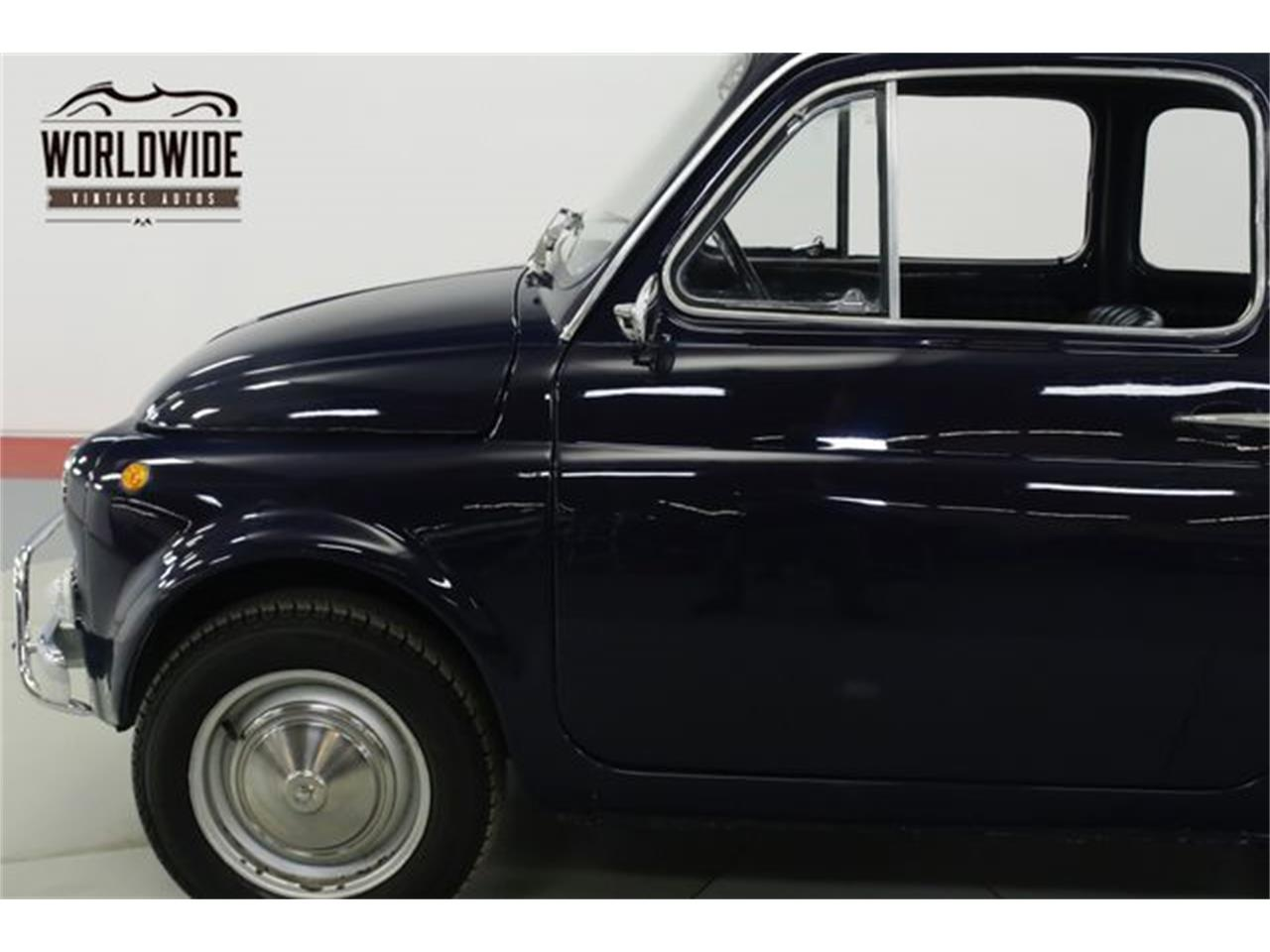 1971 Fiat 500L for sale in Denver , CO – photo 10