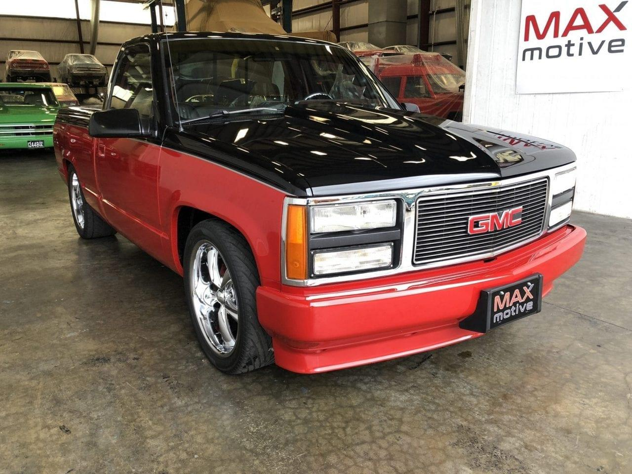 1991 GMC Sierra for sale in Pittsburgh, PA – photo 3