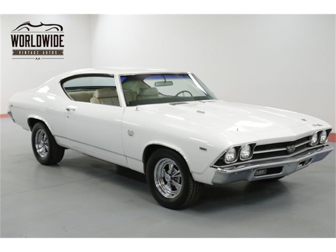 1969 Chevrolet Chevelle SS for sale in Denver , CO – photo 5