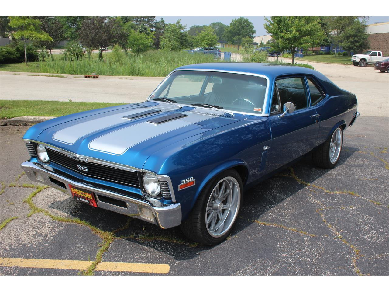 1970 Chevrolet Nova for sale in Lake Zurich, IL