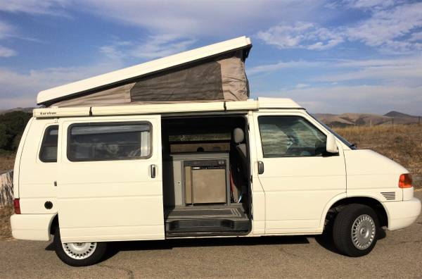 Eurovan Camper 1999 Loaded and Ready to Roll - $39000 for sale in Los Osos, CA – photo 2
