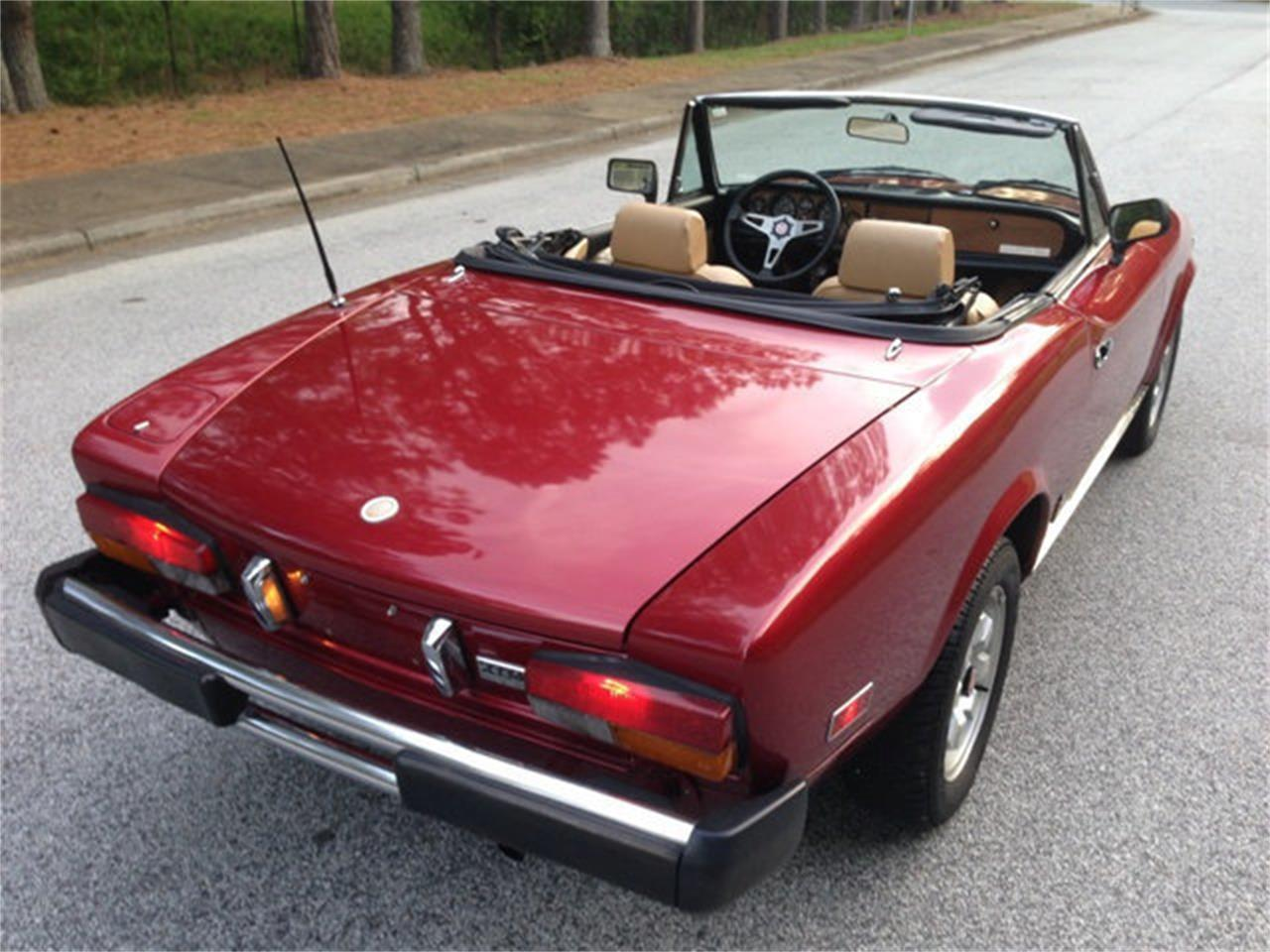 1982 Fiat 124 for sale in Duluth, GA – photo 6