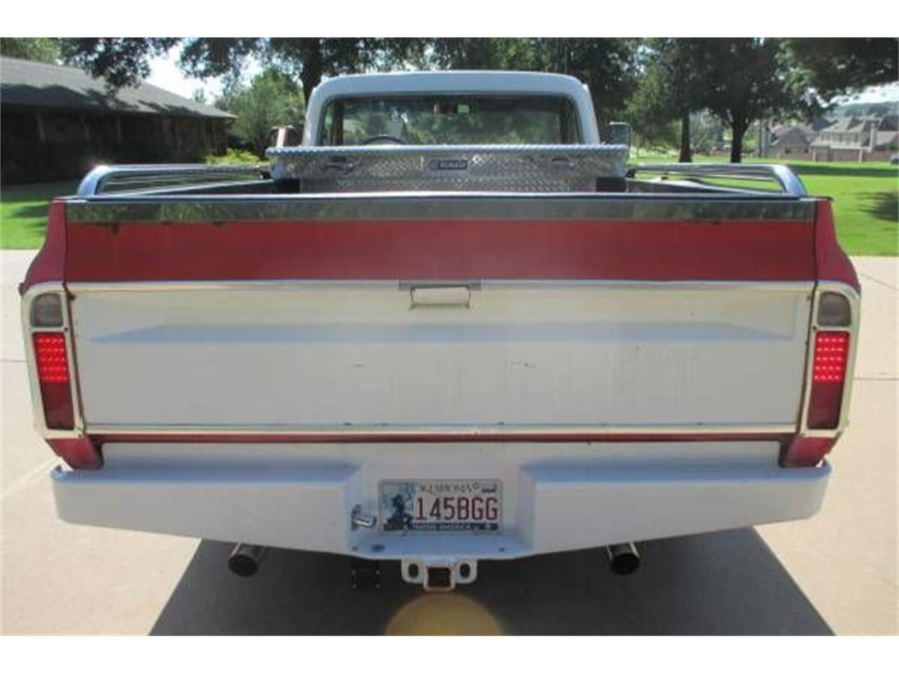 1972 Chevrolet C10 for sale in Cadillac, MI – photo 5