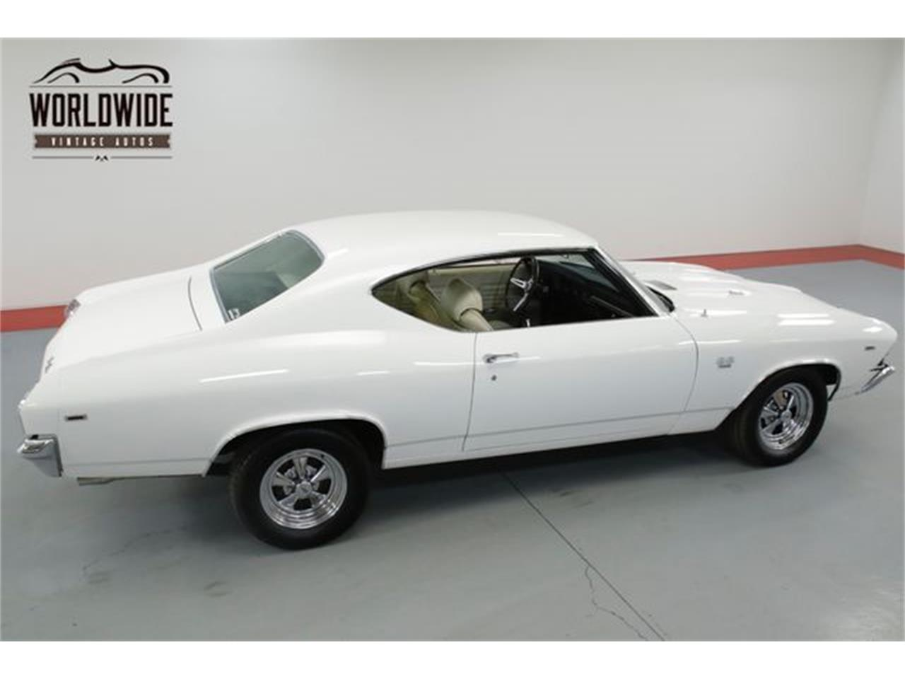 1969 Chevrolet Chevelle SS for sale in Denver , CO – photo 15