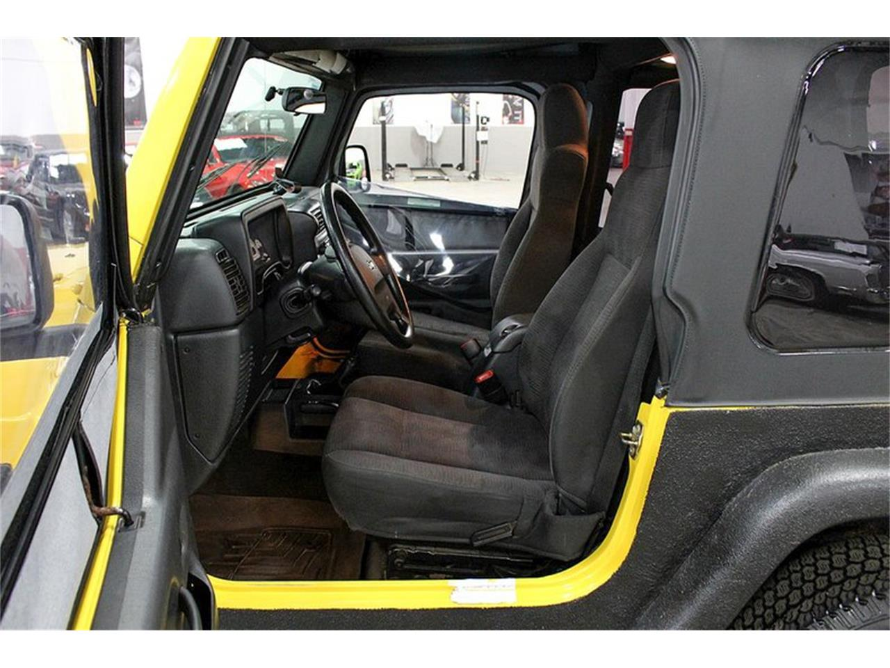 2005 Jeep Wrangler for sale in Kentwood, MI – photo 37