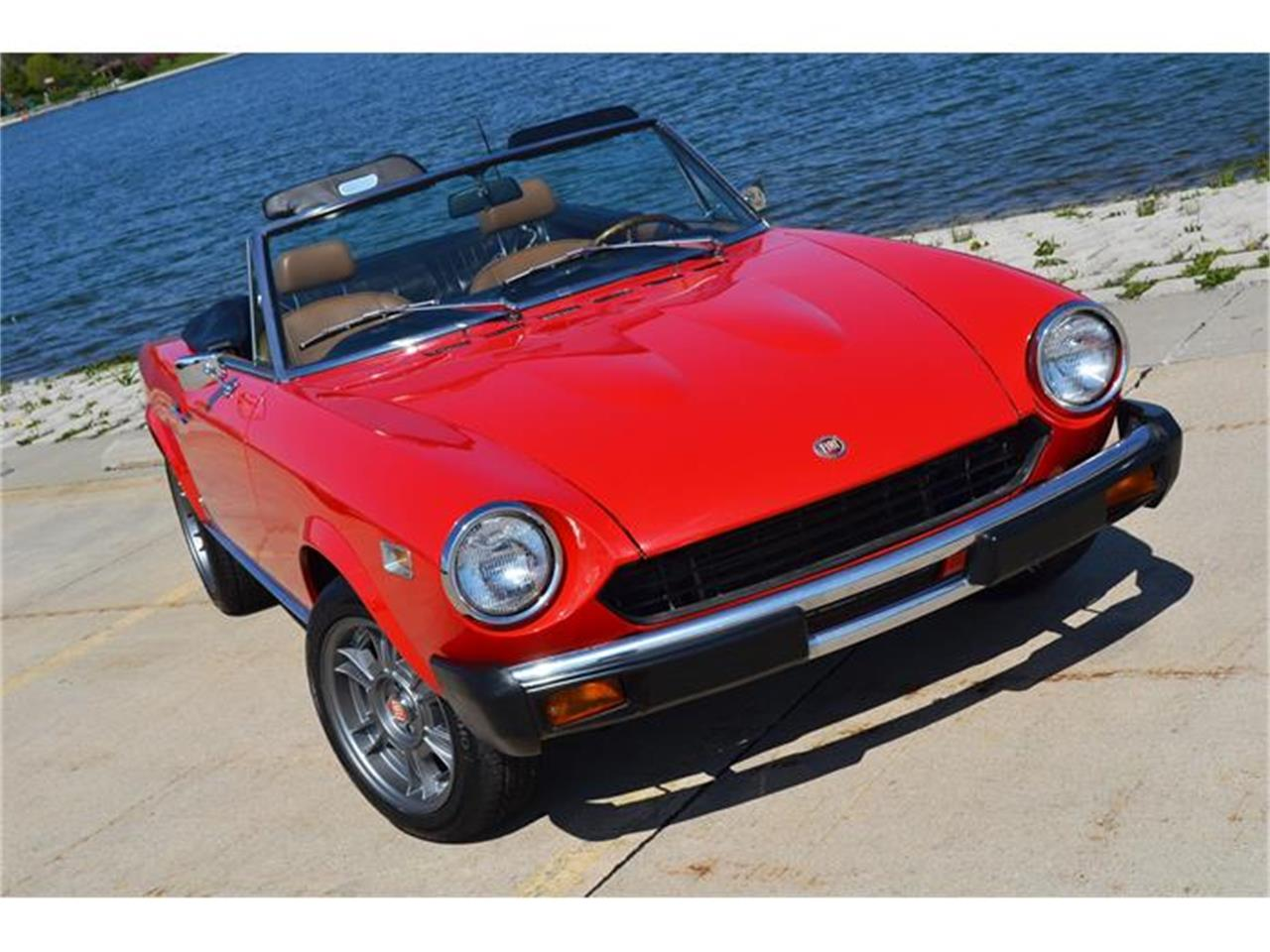 1977 Fiat 124 for sale in Barrington, IL – photo 19