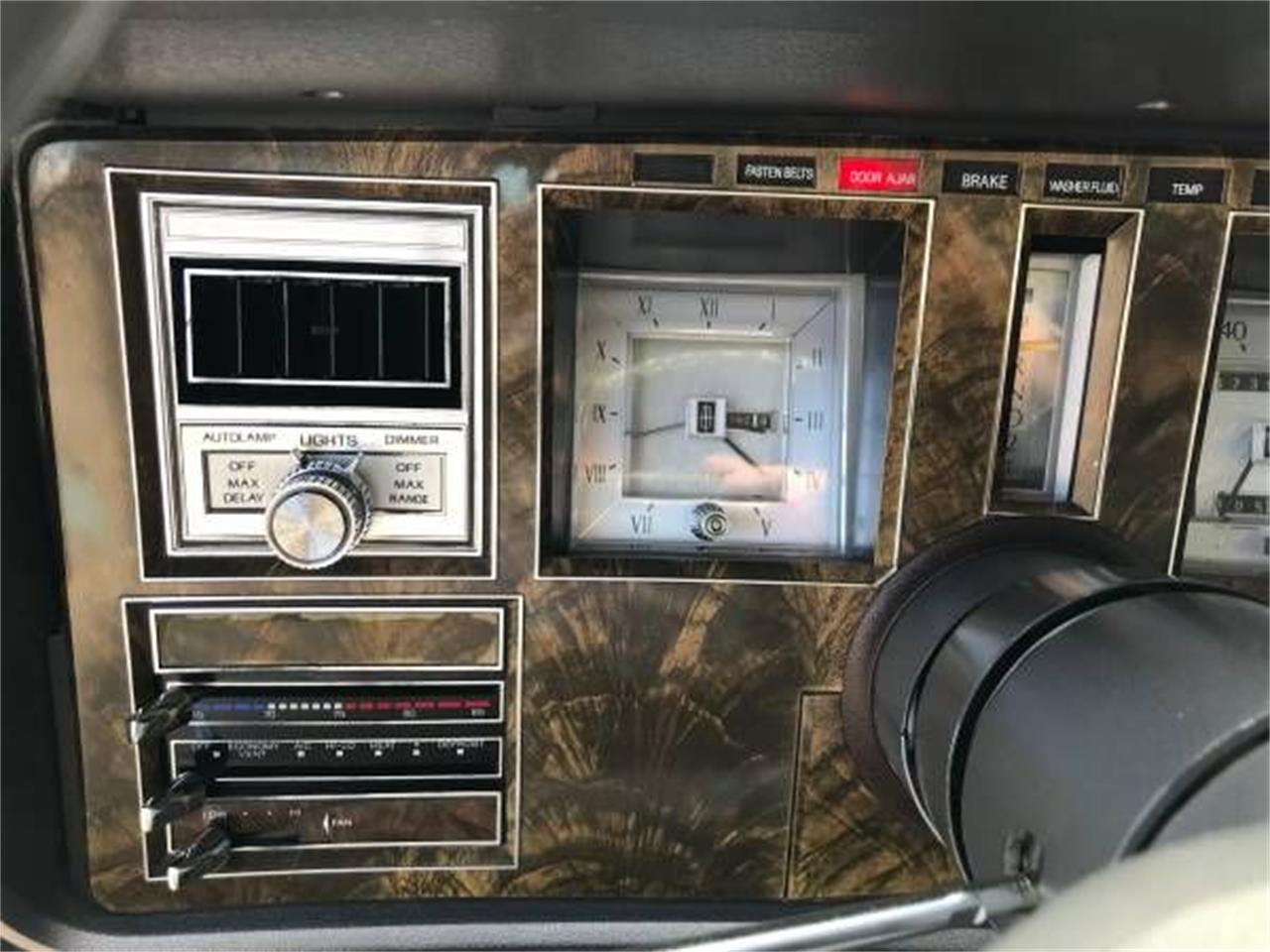 1978 Lincoln Continental for sale in Cadillac, MI – photo 21