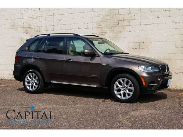 BMW 7-Passenger X5 w/Navigation! Gorgeous Color & Priced Under $15k! for sale in Eau Claire, MN – photo 3
