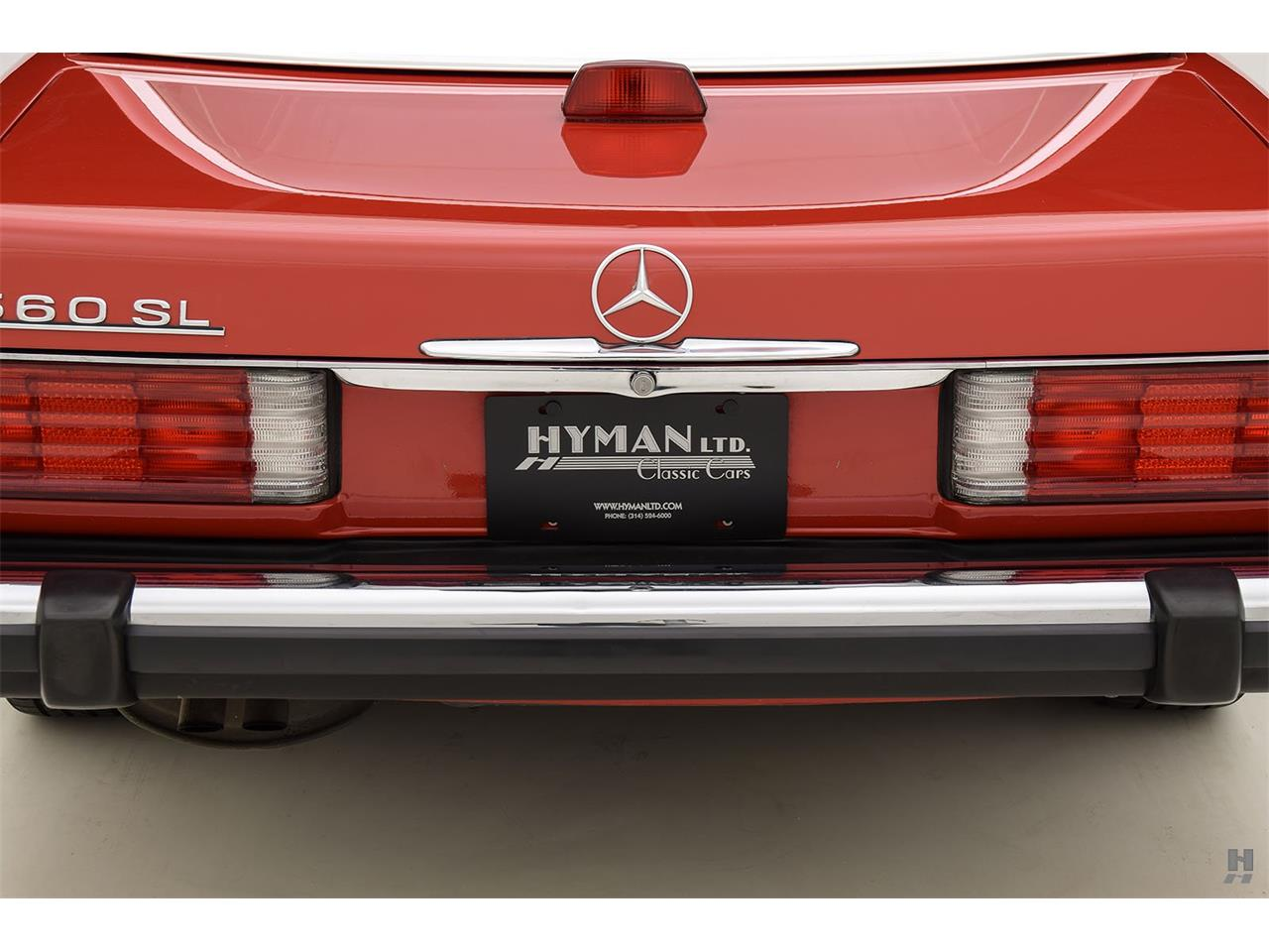 1987 Mercedes-Benz 560SL for sale in Saint Louis, MO – photo 24