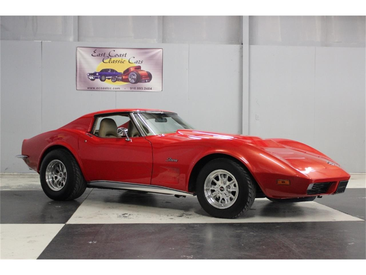 1973 Chevrolet Corvette for sale in Lillington, NC – photo 48