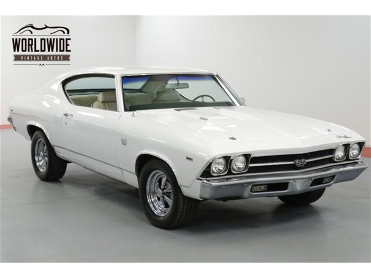 1969 Chevrolet Chevelle SS for sale in Denver , CO – photo 3
