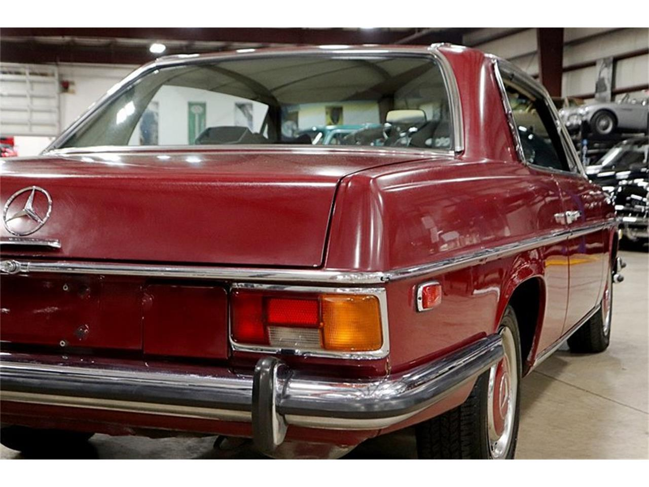 1971 Mercedes-Benz 250C for sale in Kentwood, MI – photo 49