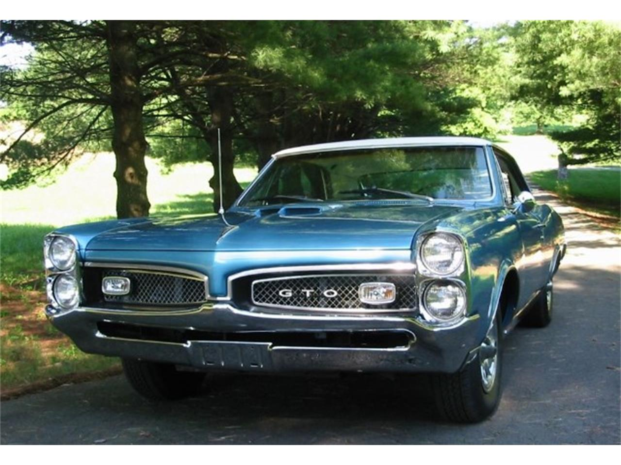 1967 Pontiac GTO for sale in Harpers Ferry, WV – photo 3